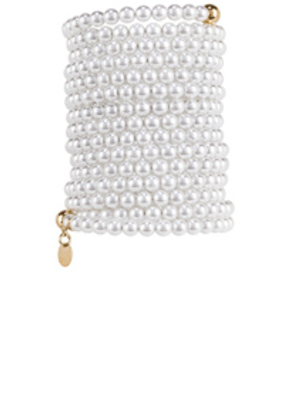 Y/Project Cleopatra Bracelet in White
