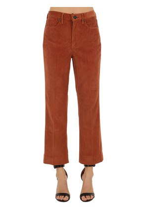 DYLAN COTTON CORDUROY PANTS