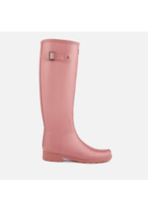 Hunter Women's Original Refined Gloss Wellies - Pale Rose - UK 3 - Pink