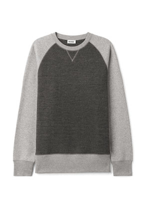 Deny Mix Sweatshirt - Grey