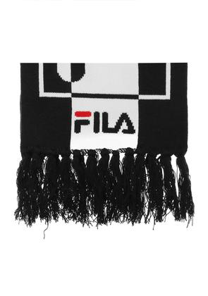 Fila Scarf with an embroidered logo