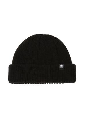 ADIDAS Originals Ribbed hat with logo