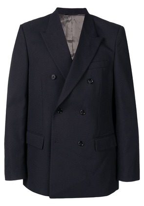 Golden Goose Deluxe Brand double-breasted blazer - Blue