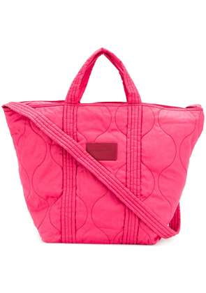 See By Chloé quilted tote - Pink & Purple