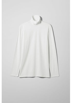 Ted Turtleneck - White