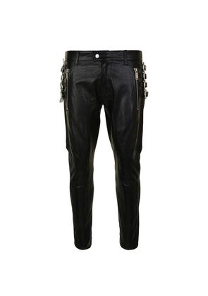 DSQUARED2 Side Buckle Trousers