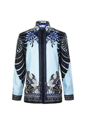 VERSACE COLLECTION Grecia Long Sleeved Shirt