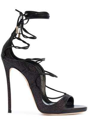 Dsquared2 strappy sandals - Black