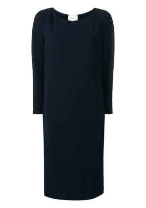 Marcha Giselle midi dress - Blue