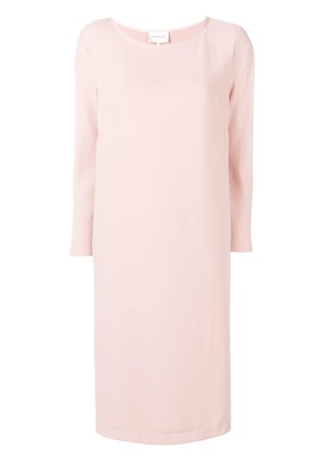 Marcha Giselle midi dress - Pink & Purple
