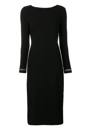 Marcha Ella midi dress - Black