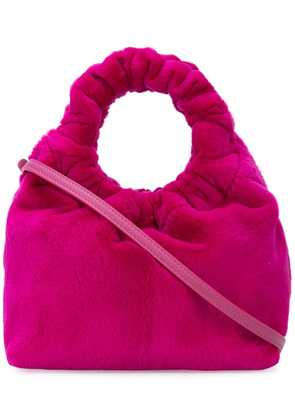 The Row THE ROW W1138R29 LPPLD Furs & Skins->Calf Leather - Pink &