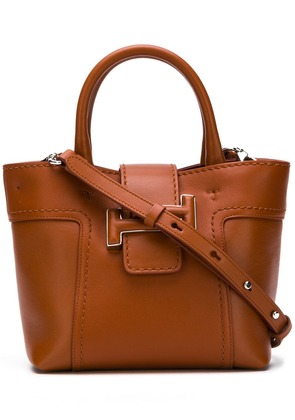 Tod's Double T tote bag - Brown