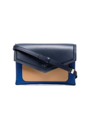 Givenchy Tricoloured cross body bag - Blue
