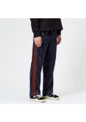 Our Legacy Men's Side Stripe Track Pants - Navy - S/EU 46 - Navy