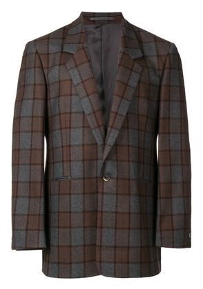 E. Tautz single breasted jacket - Brown