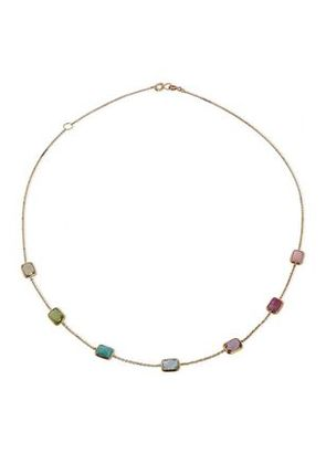 Ippolita Woman 18-karat Gold, Crystal And Stone Necklace Gold Size -