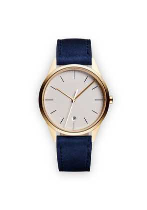 Uniform Wares C36 Date watch - Metallic