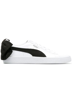 Puma Basket Bow sneakers - White