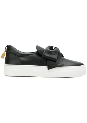 Buscemi bow sneakers - Black