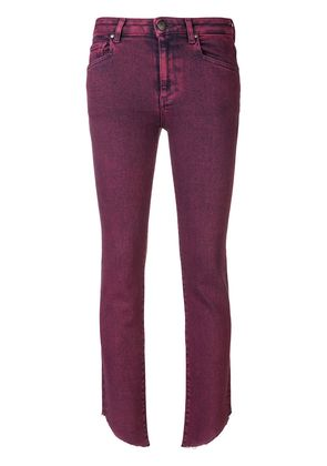 Acynetic skinny jeans - Pink