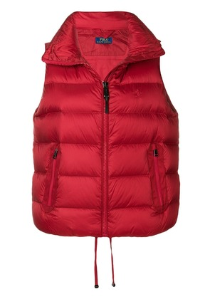 Polo Ralph Lauren Crest Down gilet - Red