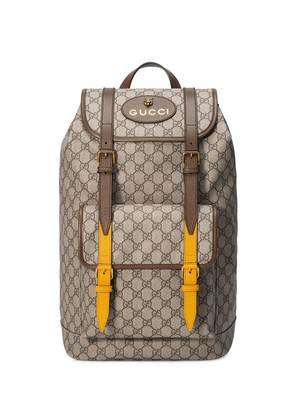 Gucci Soft GG Supreme backpack - Neutrals