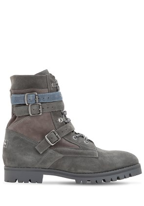 NUMBER (N)INE MILITARY BOOTS