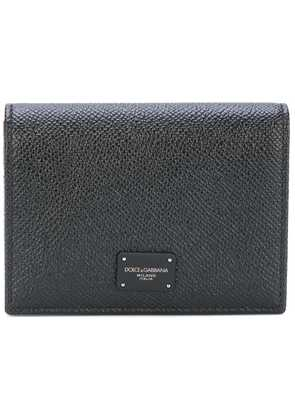 Dolce & Gabbana classic wallet - Black