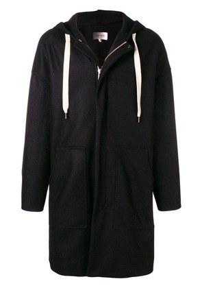 Isabel Marant hooded coat - Black