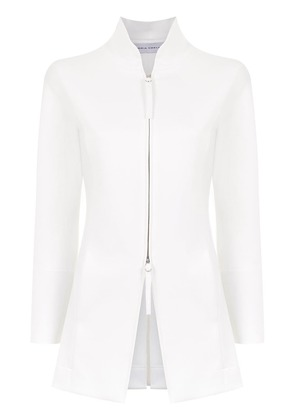 Gloria Coelho slim jacket - White
