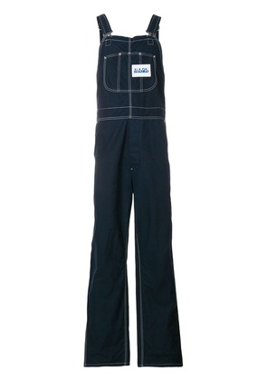 Napa By Martine Rose denim overalls - Blue