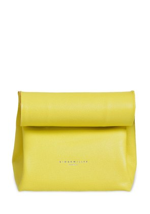LUNCHBAG 20 LEATHER CLUTCH
