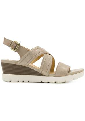 Geox Marykarmen Plus sandals - Nude & Neutrals