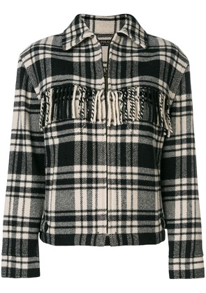 Polo Ralph Lauren fringe jacket - Black
