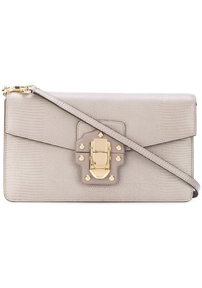 Dolce & Gabbana Lucia shoulder bag - Grey