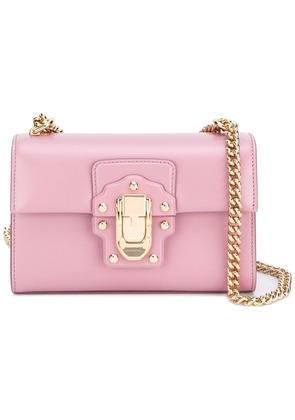 Dolce & Gabbana Lucia crossbody bag - Pink & Purple