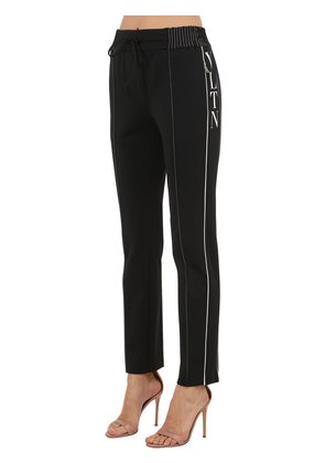 VLTN TECHNO JERSEY SWEATPANTS