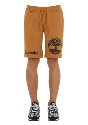 MASTERMIND X TIMBERLAND SWEAT SHORTS