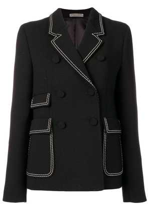 Bottega Veneta double breasted blazer - Black