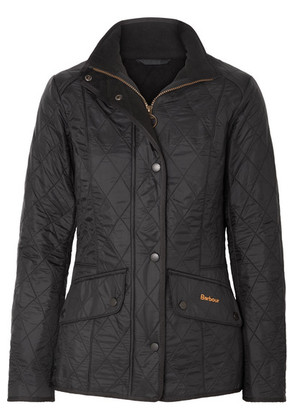 Barbour - Calvary Quilted Shell Jacket - Black