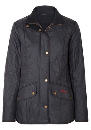 Barbour - Cavalry Quilted Shell Jacket - Navy