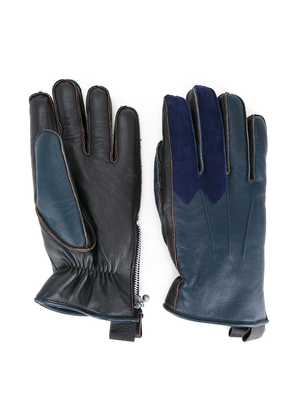 Addict Clothes Japan Racing Boa gloves - Blue