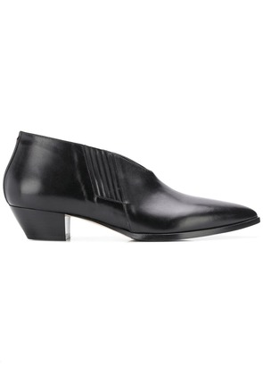 Aeyde low-ankle boots - Black