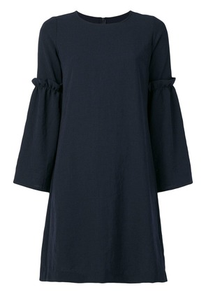 Cotélac short loose fit dress - Blue