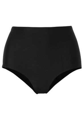 Matteau - The High Waist Bikini Briefs - Black