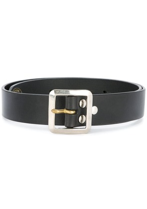 Addict Clothes Japan classic buckle belt - Black