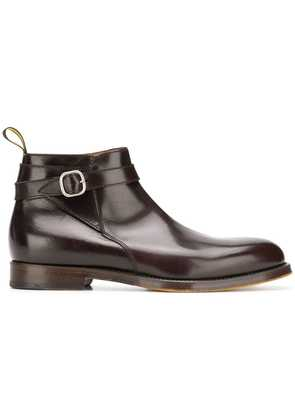 Doucal's ankle boots - Brown