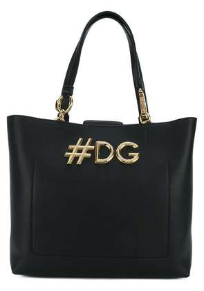Dolce & Gabbana Beatrice shoulder strap - Black