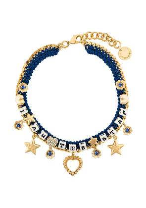 Dolce & Gabbana I Am The Star necklace - Metallic